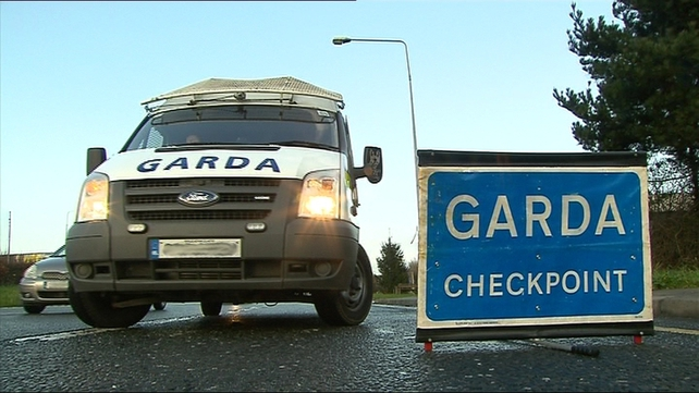 The Garda Traffic Bureau yesterday denied that the number of gardaí working on the roads had decreased