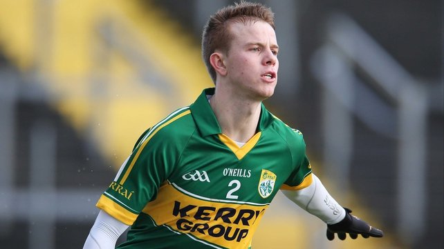 Fionn Fitzgerald will make his Championship debut against Tipperary