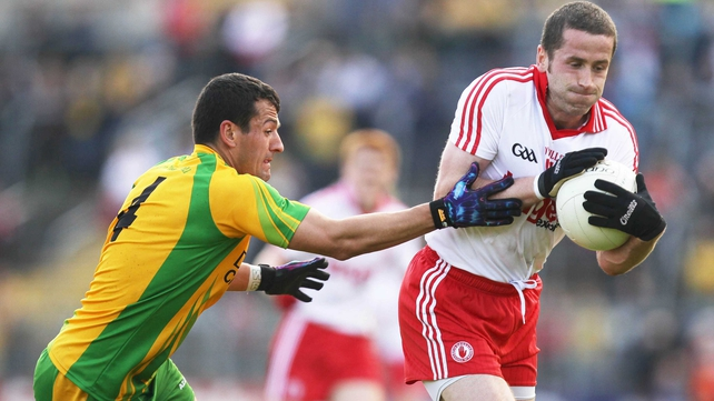 Tyrone travel to Tullamore hoping to get past Offaly