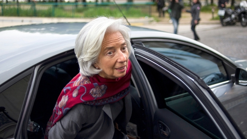 International Monetary Fund's Christine Lagarde said the programme significantly improved the fiscal position and regained market access for the sovereign
