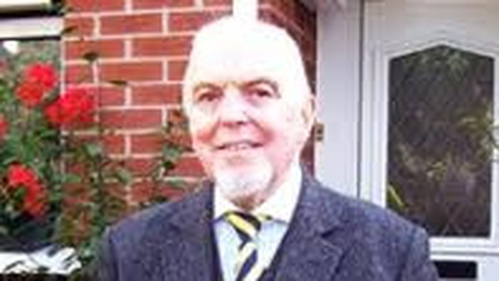 Ireland's first celebrity chef Sean Kinsella