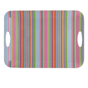 Marks & Spencer striped serving tray, €13. Available to order online and in stores.