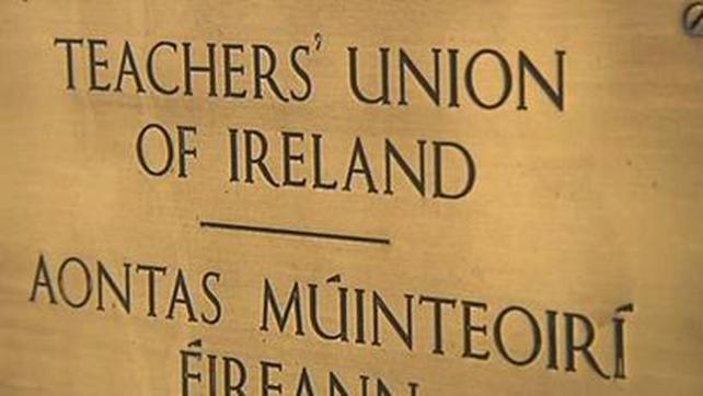 Staff at Coláiste Chiaráin are members of the TUI