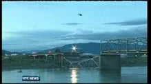 Bridge collapses in US State of Washington