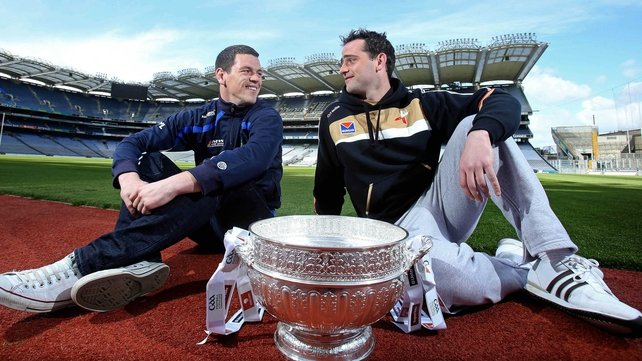 A home tie against Wexford awaits the winners