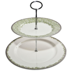 Debenhams Denby Monsoon cake stand, €47.50, available to order online and to buy in store.