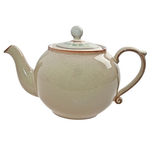 Debenhams Denby heritage veranda accent teapot, €54. Available to buy in store or order online.