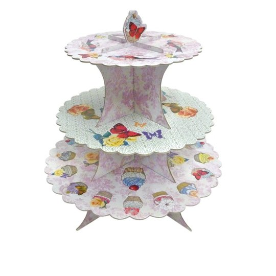 Paperchase cake stand