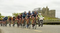 A host of interviews from the announcement of the route for the 2014 An Post Rás