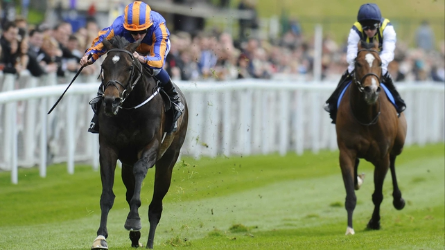 Magician will stay at a mile for the St James's Palace Stakes