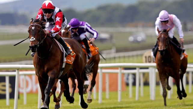 Chigun's owners stumped up a hefty supplementary fee to add her to the Duke Of Cambridge