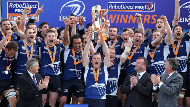 Leinster - 2013 Rabo Pro12 champions