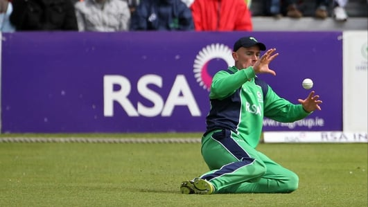 Ireland-England Cricket Match