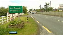 Man dies in Donegal crash