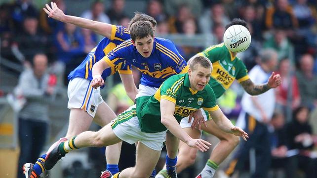 Kerry beat Tipperary in Killarney