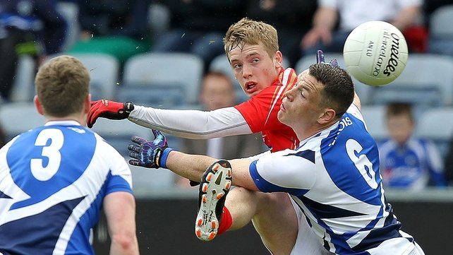 Louth were 10-point winners against Laois