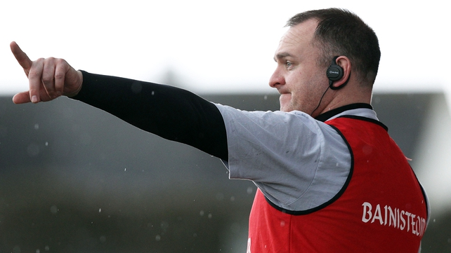 Aidan O'Rourke presided over a disappointing second year in charge of the Wee County