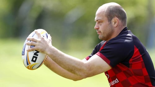 Rory Best was due to captain Ireland for their tour of North America