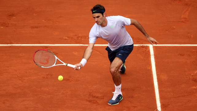 Roger Federer will face India's Somdev Devvarman in the second round
