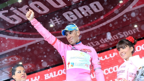 Vincenzo Nibali won the Vuelta a Espana in 2010 without winning an stage