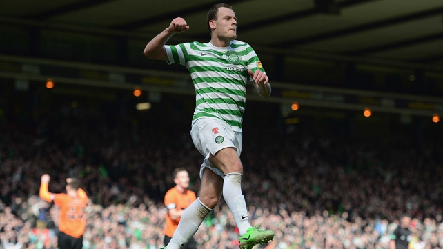 Anthony Stokes wants to help lead Celtic into the group stages of the Champions League