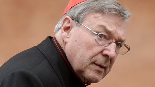 Cardinal George Pell is an advisor to Pope Francis on Vatican reforms