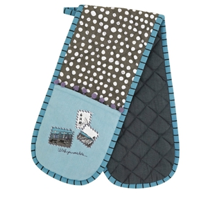Safety first! This oven glove from Next costs €11, available online and in stores.