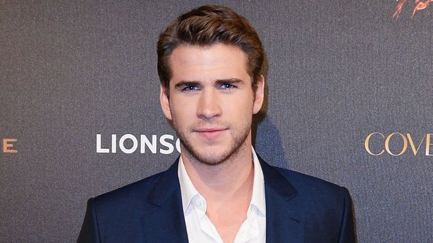 Too bad that there won't be any shirtless selfies from Liam Hemsworth!