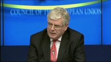 Ireland opposes easing of Syria sanctions - Eamon Gilmore