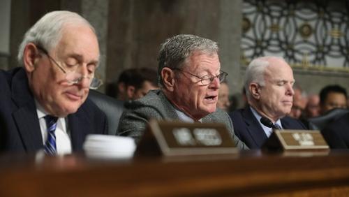 US Senator Carl Levin said Ireland met the 'common-sense definition' of a tax haven