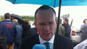 Simon Coveney said there are still issues that need to be resolved
