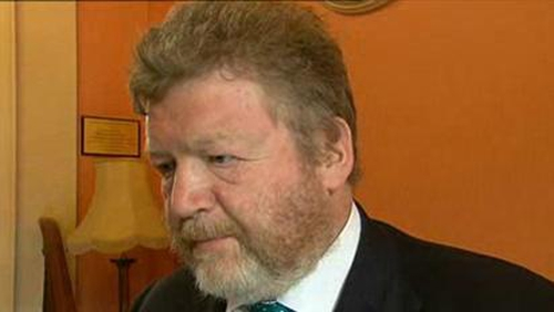 The review was commissioned by James Reilly (pictured) and Edwin Poots