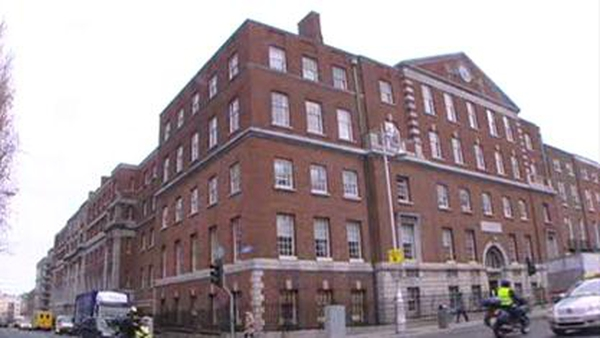 Holles Street Clinical Director Dr Peter Boylan has expressed his outrage at the incident