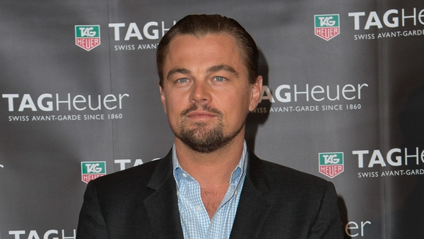 Leonardo Dicaprio worries over directing debut