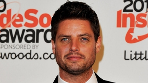 Keith Duffy completed a 300 mile cycle for charity