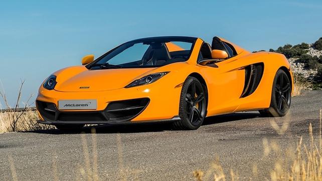 Extra special McLaren