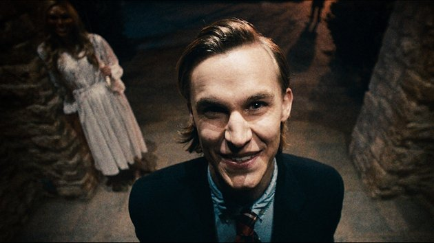Australian actor Rhys Wakefield plays the leader of the murderous gang