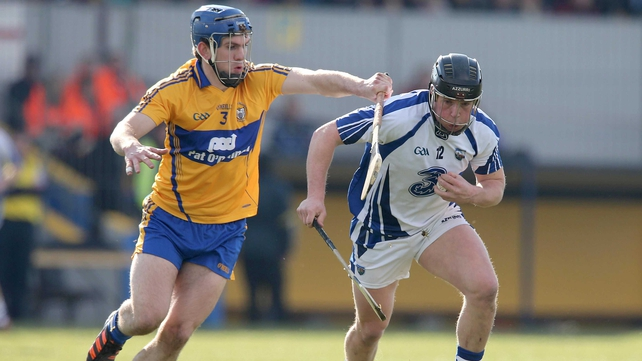 Jake Dillon will look to test the Clare defence on Sunday