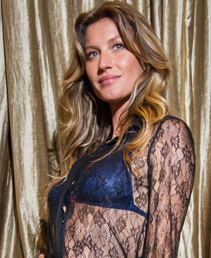 Gisele wants a more natural look in photos