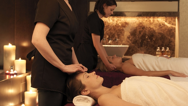 Make time before dinner to enjoy the Carton Spa