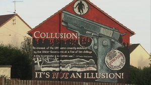 Art of Conflict examines the murals that are found in republican and loyalist areas