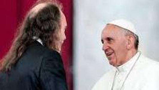 John Waters & Pope Francis