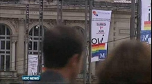 France's first same-sex wedding to take place