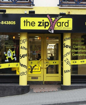 The Zip Yard has outlets across the country