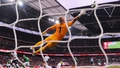 Ireland secure draw at Wembley
