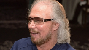 """Bee Gees legend Barry Gibb said that he's """"honoured"""" at being chosen to receive a Lifetime Achievement Award"""