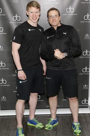 Mark O'Reilly and Paul Byrne