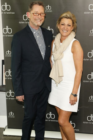 Stephen Kelly and Emma Coppola