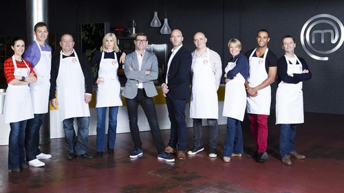 The line-up for Celebrity Masterchef has been announced