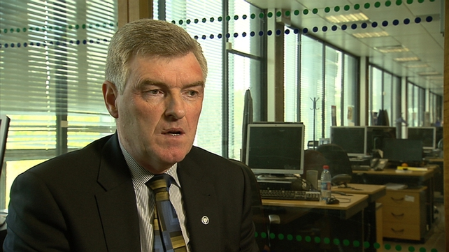 John Tierney said an independent regulator will determine how much households will have to pay in water charges